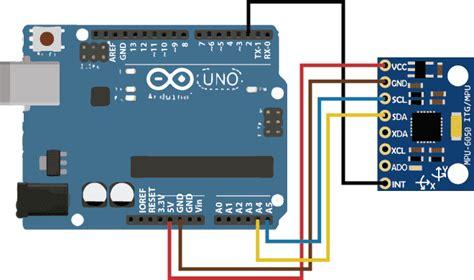 code arduino mpu6050 arduino mpu6050 turns out that