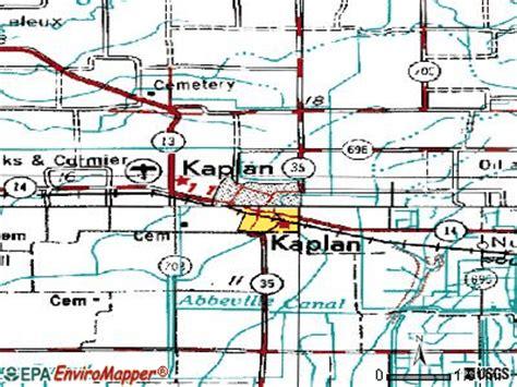 kaplan louisiana map kaplan louisiana la 70548 profile population maps