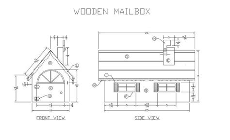 mailbox woodworking plans wooden mailbox plans free pdf plans wooden chair plans