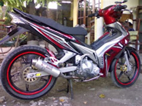 Jupiter Mx Modifi by New Modifikasi Motor Yamaha Jupiter Mx 135 Lc Cw 2009