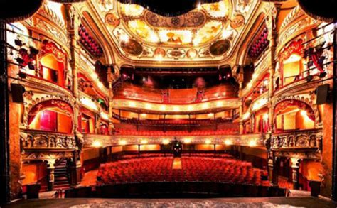 1000 Images About Inside Theatres On Pinterest Bayreuth Seating Plan Grand Opera House Belfast