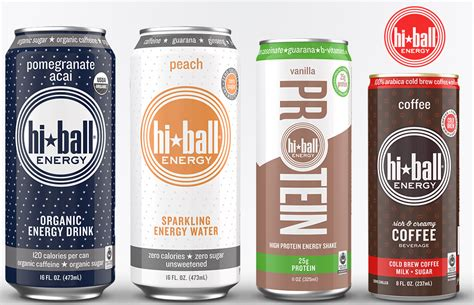 Hiball Energy Drinks by Hiball Energy Partners With Outlaw Outlaw Partners