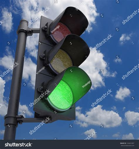 green light in the sky 2017 photo collection colored traffic light in