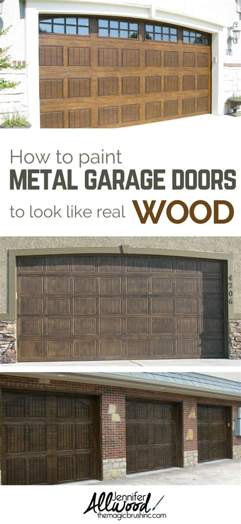 How To Stain A Metal Garage Door by 25 B 228 Sta Garage Door Id 233 Erna P 229