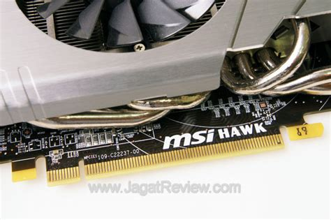 Konektor Putih 6pin review msi r6870 hawk vga mainstream dengan feature