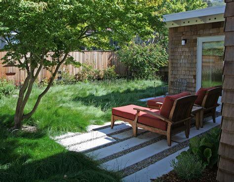 Cheap Backyard Ideas No Grass by Cheap Garden Ideas No Grass Landscape Photograph Credit S