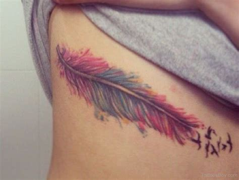 best feather tattoo designs feather tattoos designs pictures page 4