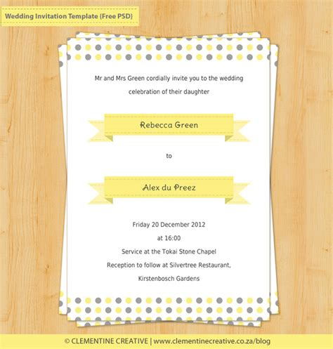 psd invitation templates 40 free must wedding templates for designers free