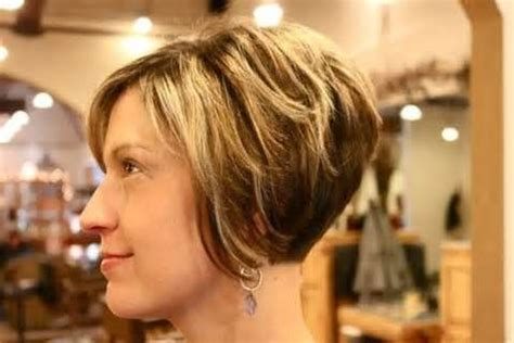 very short aline women short haircuts gt a line bob hairstyles pinterest
