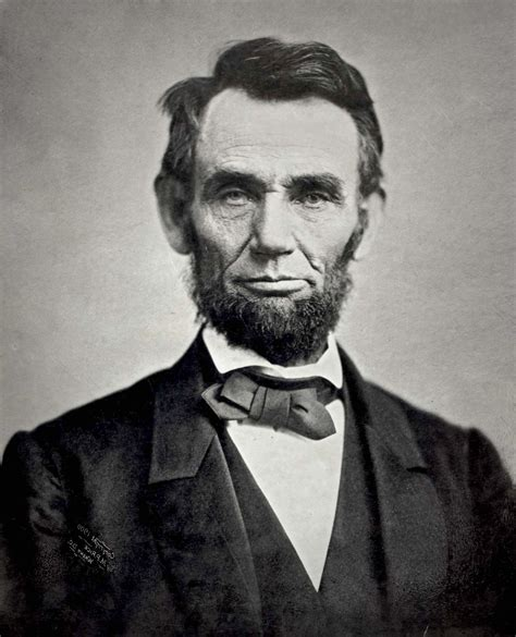 abe lincoln lincoln right or left hair part theory discover the