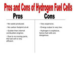 Connected Cars Pros And Cons Fuel Cells