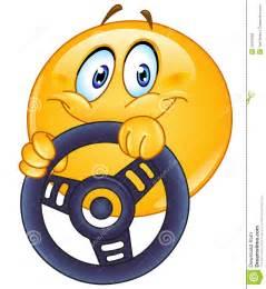 Steering Wheel Emoji Driving Emoticon Stock Photos Image 32904803