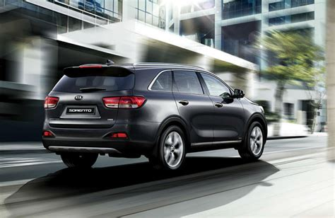 Kia Sorento V6 Towing Capacity How Much Can The Kia Sorento Tow