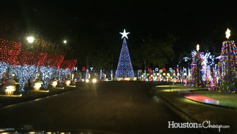 best christmas lights in houston 2017