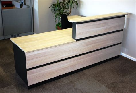 Reception Desks Perth Custom Made Reception Counters Paramount Business Office