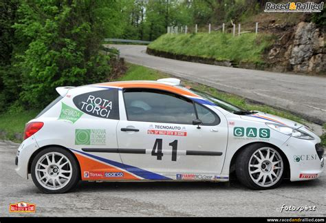 peugeot 207 rally peugeot 207 rc r3t rally cars for sale at raced