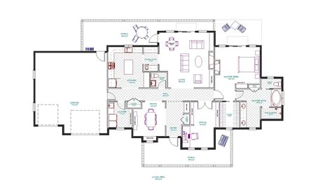 mountain floor plans modern mountain home floor plans escortsea