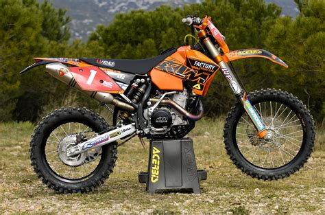 Ktm 525 Weight 2004 Ktm 525 Sx Racing Pics Specs And Information