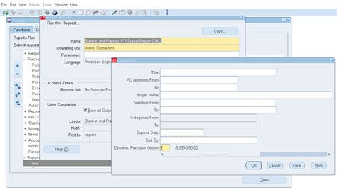 xml reports tutorial oracle apps blanket and planned po status report xml oracle apps