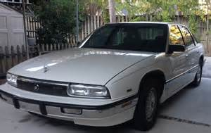 1991 Buick Regal Limited 1991 Buick Regal Overview Cargurus