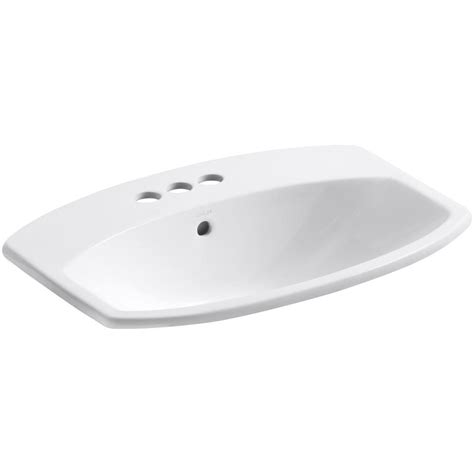 oval bathroom sinks drop in drop in bathroom sinks the home depot nice ideas oval room indpirations