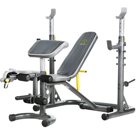 gym bench with weights gold s gym weight bench set phoenix storage unit sale