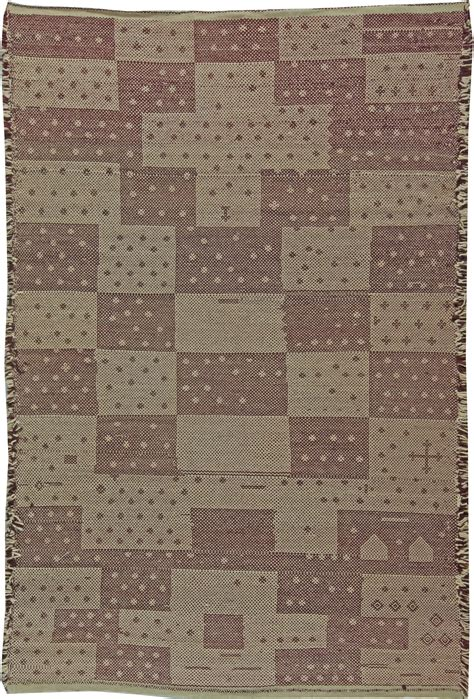 Modern Flat Weave Rugs Modern Moroccan Flat Weave Rug N10870 Ebay