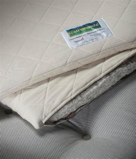 Mattress Topper For Futon by Cottonsafe Chemical Free Mattress Topper