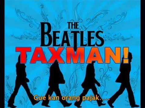 yellow submarine testo e traduzione taxman the beatles significato della canzone testo