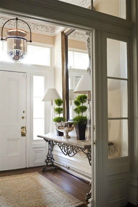 entryway ideas  inspiration home console table