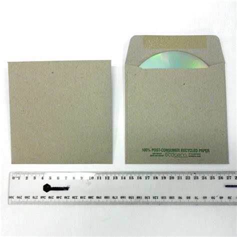Cd Link Cd Sleeve recycled cd covers or sleeve cd envelopes cardboard dvd folders