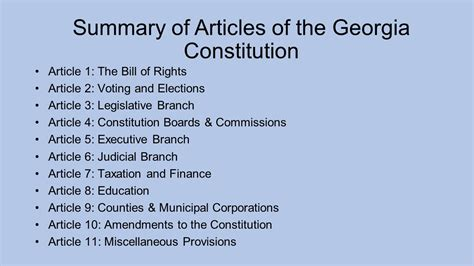 article 1 section 1 of the constitution summary 92 united states constitution article 1 section 8