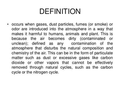 Air Pollution Essay For by Air Pollution