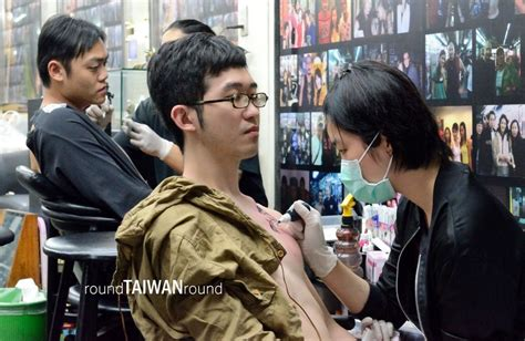 Tattoo Prices Taipei | ximending tattoo street roundtaiwanround