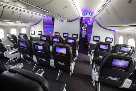 air new zealand premium economy recline air new zealand boeing 787 9 premium economy seat review