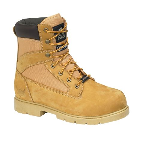s beige work boot durability and reliability with sears