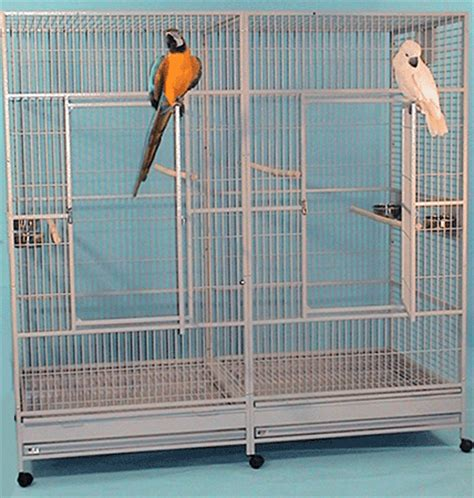 cage with divider large bird cages bird cages for large birds bird cages for macaws and cockatoos for