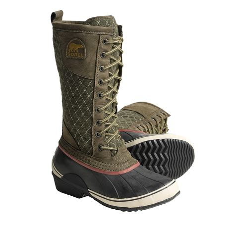 sorel boots for sorel sorelli lace up boots for 3699a