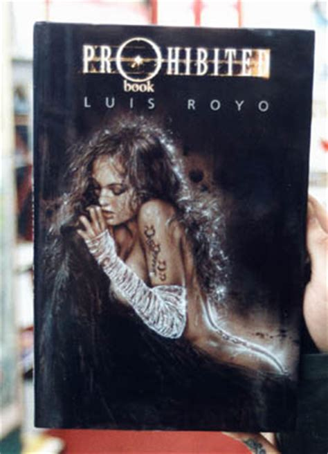 prohibited book 2 prohibited 2 by luis royo