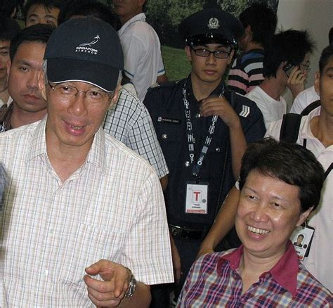 li xiuqi lee hsien loong government does not direct temasek s investment decisions