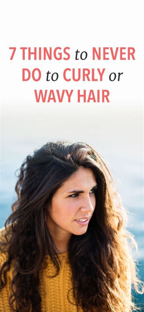 Do You Want To Hair by 7 Things You Shouldn T Do To Curly Hair Less You Want To