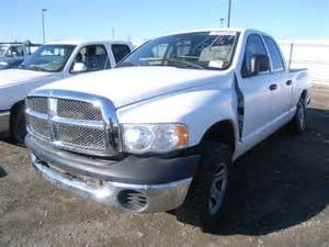 2003 Dodge Ram Accessories Used 2003 Dodge Ram 1500 Cab 4x4 4 7l V8 Salvage Parts