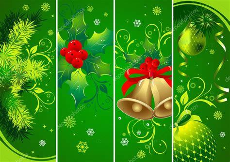 imagenes navidad verde banners de navidad verde vertical archivo im 225 genes