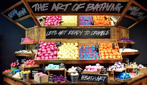 Square Foot by Lush Is Now Open Destin Commons Destin Commons