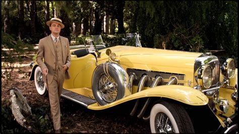 yellow rolls royce 1920 quot the great gatsby quot cars of the 1920s youtube