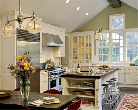 vaulted ceiling kitchen ideas vaulted ceiling kitchen design ideas remodel pictures
