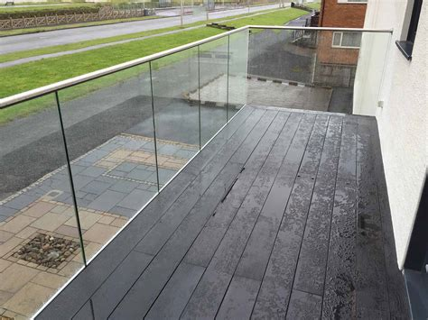 infinity glass infinity glass balcony bespoke glass balconies by