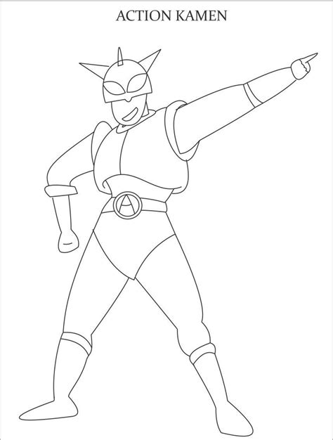 action heroes coloring pages printable action best free