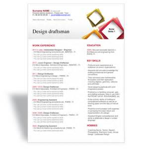 word cv r 233 sum 233 template design draftsman word resume cv