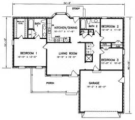 Blueprints Of Homes House 8140 Blueprint Details Floor Plans